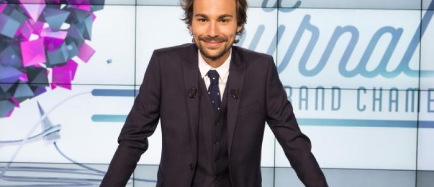 Bertrand Chameroy arrive sur W9 avec une émission hebdomadaire en direct en 2eme partie de soirée (GQ)