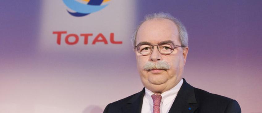 Le PDG de Total, Christophe de Margerie, est mort cette nuit dans un accident d'avion à Moscou