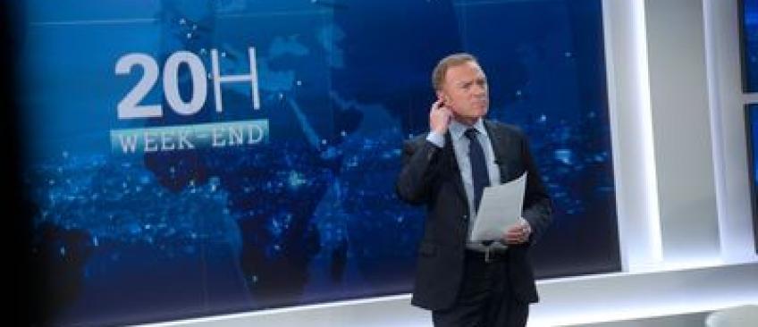 Christophe Hondelatte fait un malaise en direct sur BFM TV pendant un duplex - Regardez