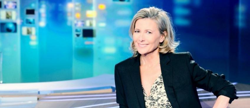 Claire Chazal réclamerait plus de 30.000 euros par mois et sa maquilleuse personnelle pour travailler sur France 5