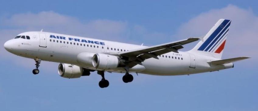 Une catastrophe aérienne évitée de justesse dans le ciel de Belgique entre un A320 d'Air France et un avion Egyptair