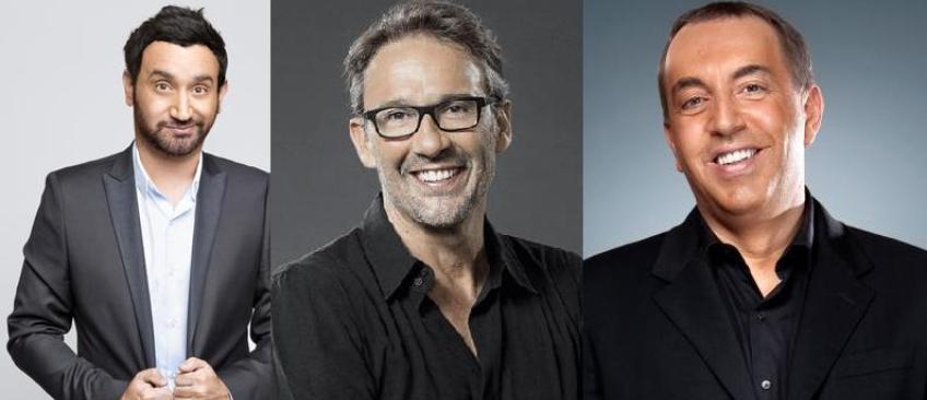 Sondage: Voici les 3 présentateurs préférés de la TNT: Hanouna, Courbet, Morandini