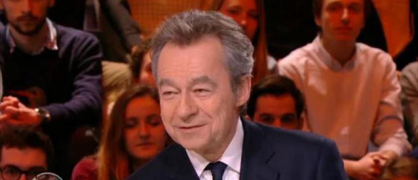 Michel Denisot absent de la grille de rentrée de Canal Plus