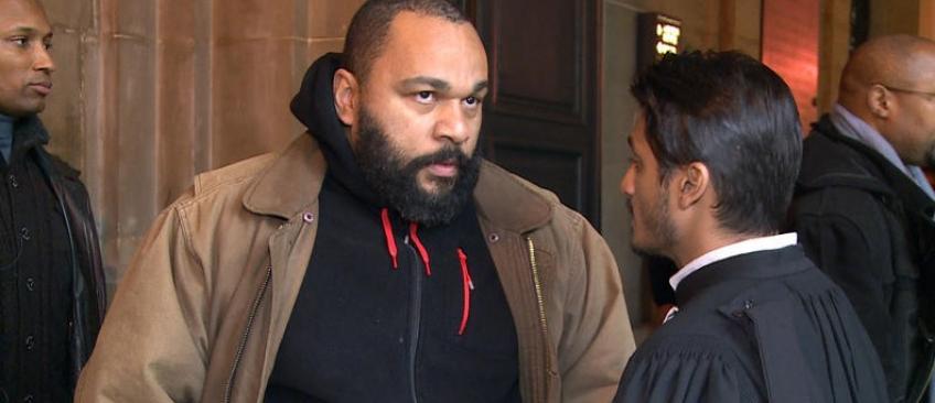 Dieudonné condamné en Belgique à 2 mois ferme et 9.000 euros d'amende pour antisémitisme