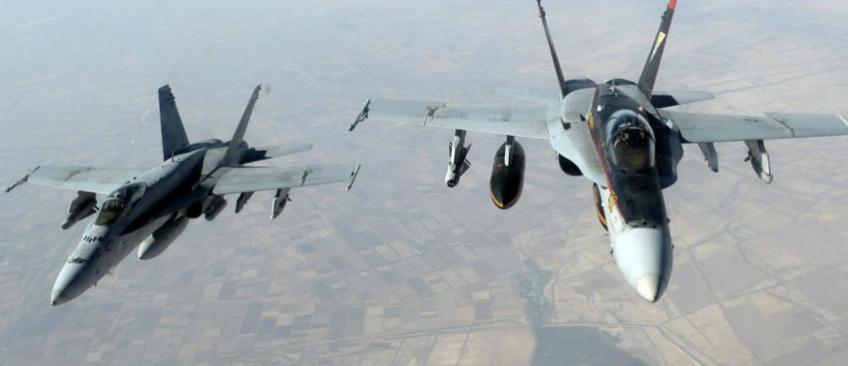 EN DIRECT - L'Assemblée nationale a voté par 515 voix contre 4 la prolongation des frappes aériennes en Syrie