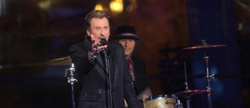 """Johnny Hallyday ne participera plus aux Enfoirés: """"Il y a trop de gens qui n'y ont pas leu"""
