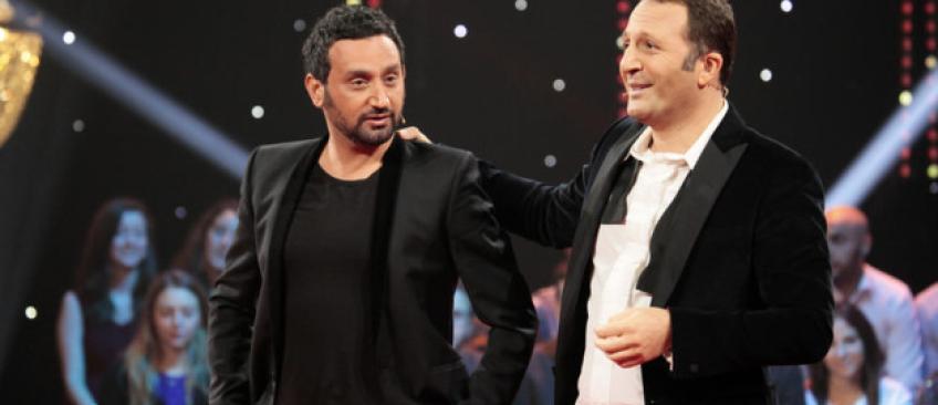 Cyril Hanouna et Arthur préparent la même émission en prime ! L'un pour D8 et l'autre pour TF1...