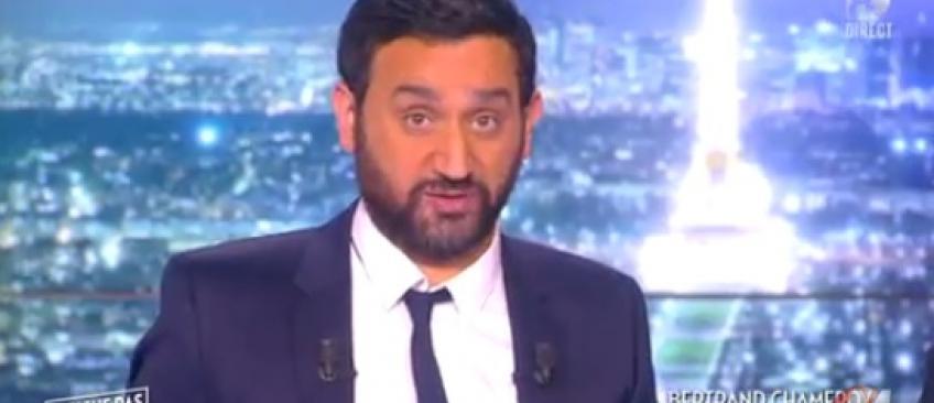 """EXCLU - Cyril Hanouna ne présentera pas """"Touche pas à mon poste"""" ce soir sur D8. Voilà pourquoi"""