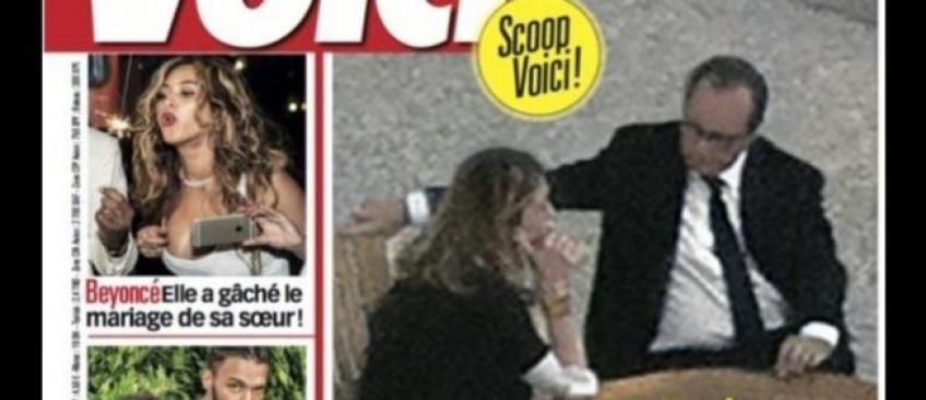 """Valérie Trierweiler accuse à nouveau Hollande: """"Il y a quelques jours, il m'a dit que Julie Gayet ne venait jamais à l'Elysée"""""""