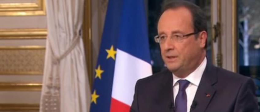 """Nice: """"C'est la justice"""" qui doit faire émerger la vérité et """"personne d'autre"""" (François Hollande)"""