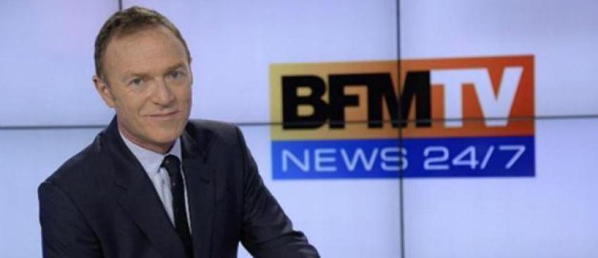 EXCLU - Finalement, BFM TV nous confirme que Christophe Hondelatte n'animera plus la tranche du soir le week-end l'année prochaine