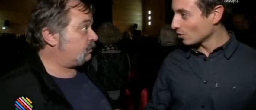 Quotidien de Barthes: Bousculé et insulté hier en plein duplex, Hugo Clément réagit après cet incident - Regardez