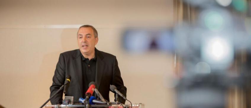 """Castings: L'enquête sur Jean-Marc Morandini pour """"harcèlement sexuel"""" classée sans suite (source judiciaire)"""