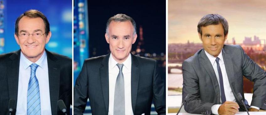 Révélations: Découvrez les salaires des présentateurs des journaux télévisés