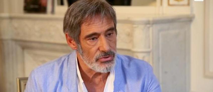 Gérard Lanvin pousse un coup de gueule contre Laurent Ruquier après ses déclarations sur les impôts
