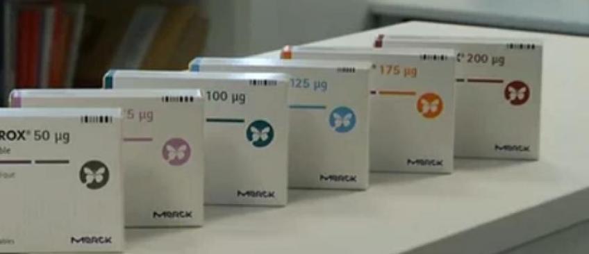 Les effets indésirables du Levothyrox ne sont pas dus à la nouvelle formule, selon L'Agence nationale de sécurité du médicament