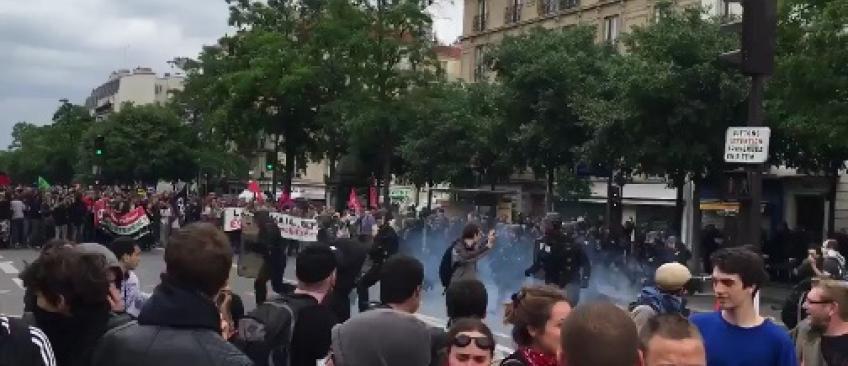 EN DIRECT - Loi Travail: 81 personnes interpellées lors des manifestations dans toute la France - Nouvelle journée d'actions le 5 juillet