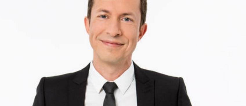 Découvrez le salaire de Grégoire Margotton, le nouveau présentateur vedette du foot sur TF1