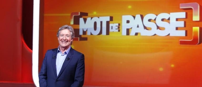 """EXCLU - France 2 décide, par surprise, d'arrêter le jeu """"Mot de passe"""" de Patrick Sabatier"""