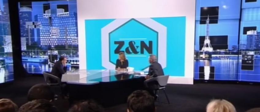 Michel Onfray quitte le plateau de l'émission d'Eric Naulleau et Eric Zemmour sur Paris Première - Regardez