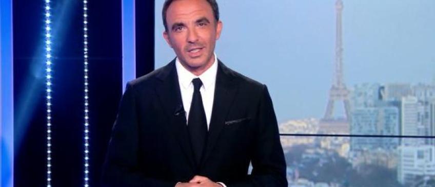 La proposition de Nikos à Jean-Marc Morandini pour sa 3.000ème - Regardez