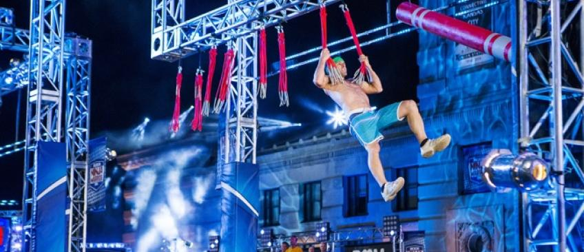 EXCLU - TF1 vient d'acheter un des formats de jeux les plus spectaculaires du moment: Ninja Warrior