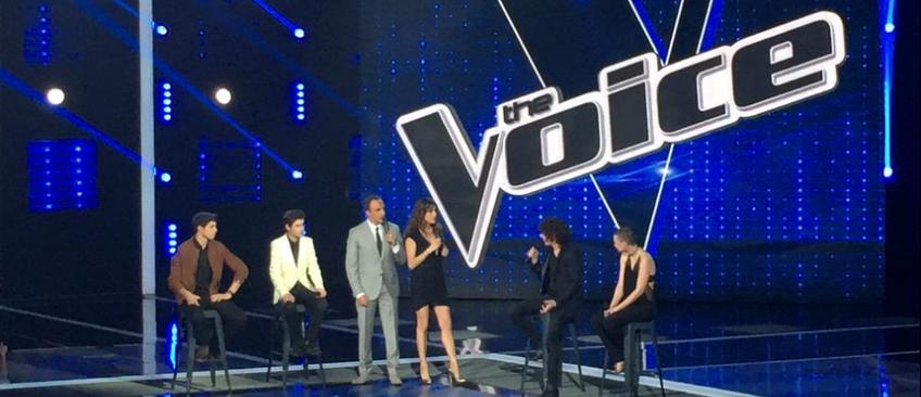 The Voice: Regardez chanter Anne Sila, David, Lilian et Côme, les finalistes de cette saison !