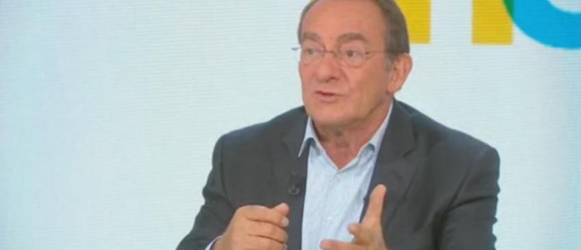 Florian Philippot et Nicolas Dupont-Aignan apportent leur soutien à Jean-Pierre Pernaut critiqué hier par le CSA