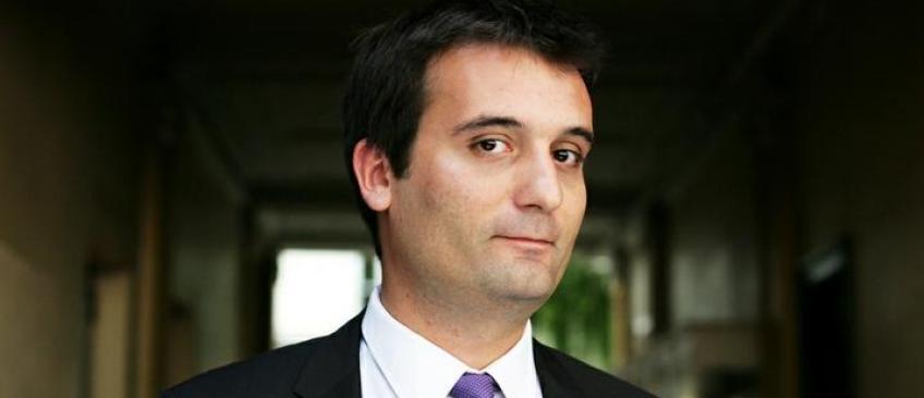 Outing: Florian Philippot réclame à Closer 50.000 euros de dommages-intérêts