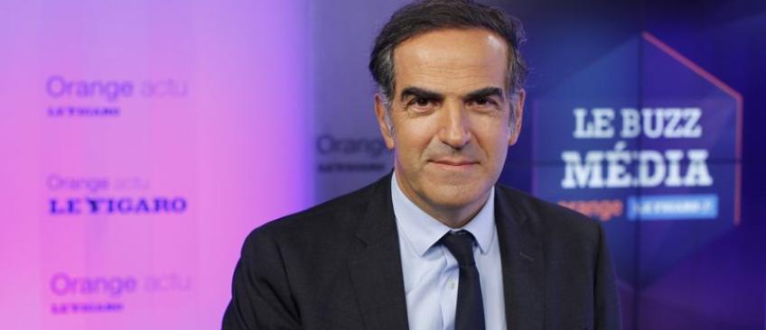"""Christopher Baldelli, le patron de RTL, enfonce Cyril Hanouna: """"Il n'y a plus de match! Ruquier est premier"""""""
