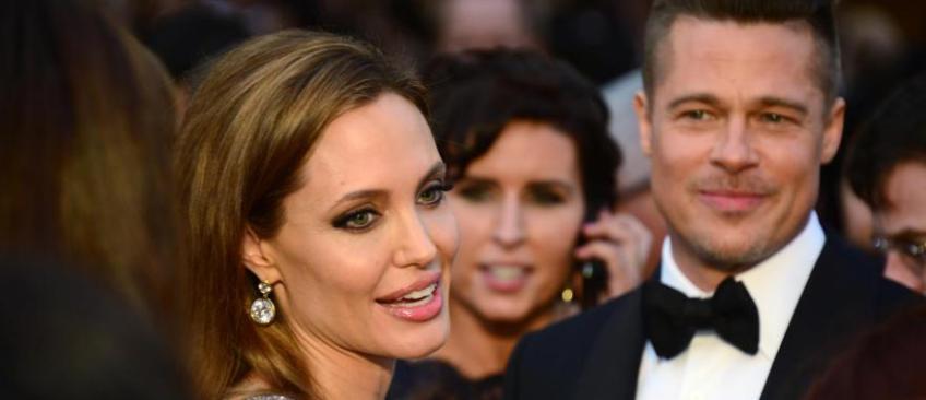Angelina Jolie et Brad Pitt se sont mariés en France, samedi, selon un porte-parole du couple