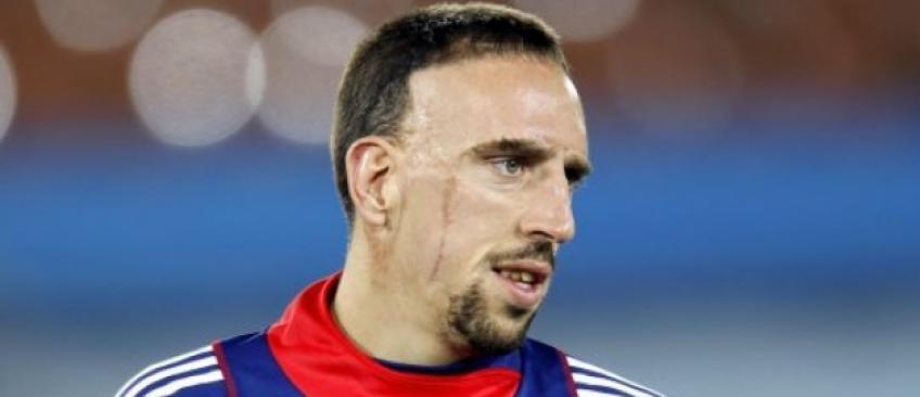 """Franck Ribery ne veut plus être appelé """"Bleu"""" et songe à devenir allemand"""
