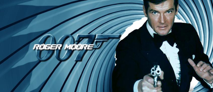 """Roger Moore se défend d'être raciste après une interview dans Paris Match: """"James Bond joué par un noir ? Irréaliste !"""""""