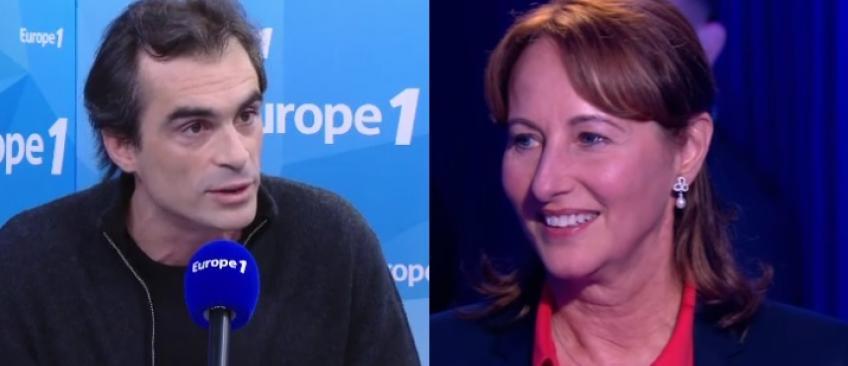 """Ségolène Royal s'énerve contre Raphaël Enthoven: """"Petit donneur de leçon prétentieux et sexiste"""""""