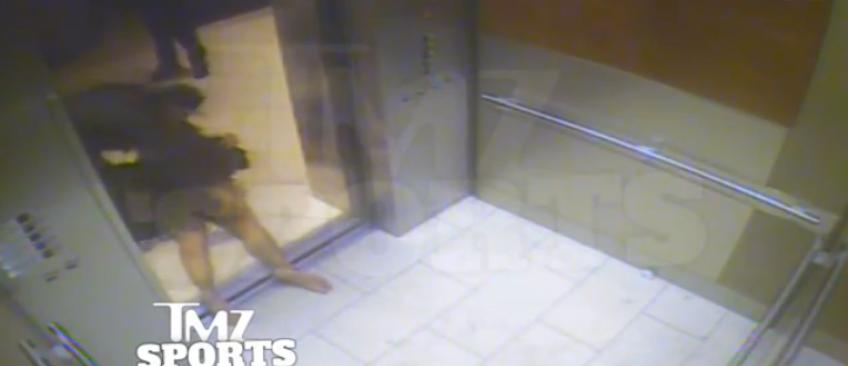 La vidéo révoltante d'un footballeur américain qui met KO sa femme fait scandale aux USA (Attention images très violentes)