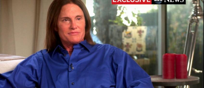 """Bruce Jenner, champion olympique et beau-père de Kim Kardashian, a affirmé cette nuit sur ABC: """"Je suis une femme !"""""""