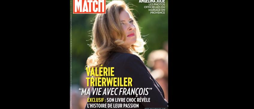 Les premières infos sur le livre secret que va sortir Valérie Trierweiler jeudi !
