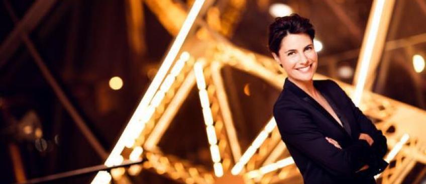 URGENT: TF1 confirme l'arrivée d'Alessandra Sublet à la rentrée sur la chaîne