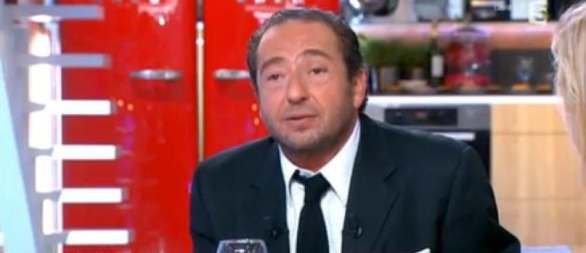 Patrick Timsit critique la nouvelle émission d'Alessandra Sublet dont il était l'invité la veille - Regardez