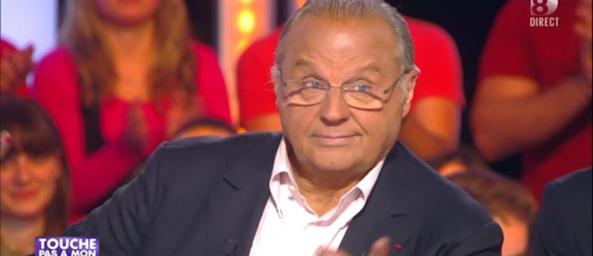 """Contrairement aux propos de Cyril Hanouna sur Europe 1, Gérard Louvin annonce son départ de """"Touche pas à mon poste"""""""