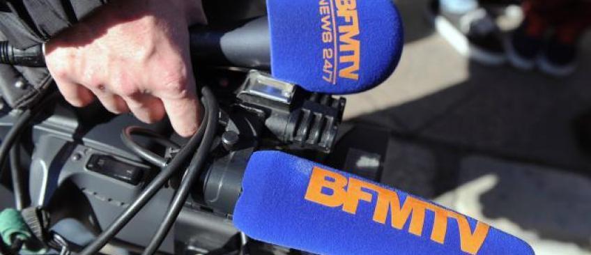L'homme d'affaires Patrick Drahi s'allie à Alain Weill pour racheter le groupe NextradioTV (RMC, BFMTV)