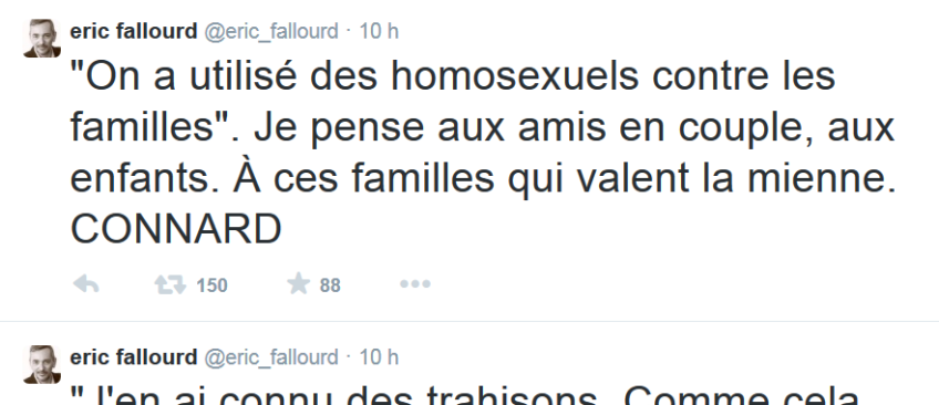 """Eric Fallourd, le responsable écolo qui a traité Nicolas Sarkozy de """"connard"""", s'explique !"""