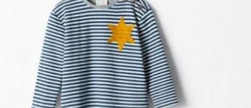 Polémique: L'enseigne Zara retire de la vente son tee-shirt pour enfant avec une étoile jaune