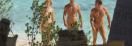 """""""Adam et Eve"""" non flouté sur D8 le 19 avril pour la journée du naturisme : C'était un poisson d'avril ou pas ?"""