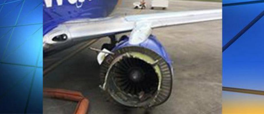 Inspections d'urgence des moteurs d'avions après l'accident du vol Southwest aux Etats-Unis qui a fait un mort cette semaine