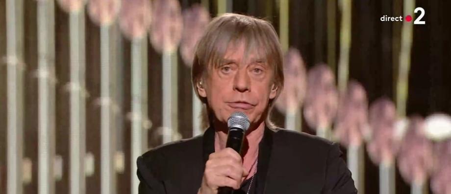Victoires de la musique - Jean-Louis Aubert dénonce avec ironie l'absence de la Ministre Roselyne Bachelot... - Le Blog de Jean-Marc Morandini