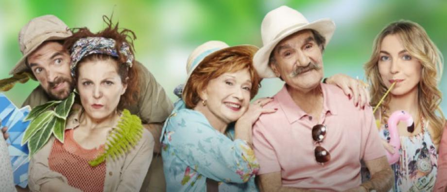 """M6 proposera une soirée spéciale """"Scènes de ménages : Aventures sous les Tropiques"""" le lundi 12 février à partir de 21h http://www.jeanmarcmorandini.com/article-377247-m6-proposera-une-soiree-speciale-scenes-de-menages-aventures-sous-les-tropiques-le-lundi-12-fevrier-a-partir-de-21h.html"""