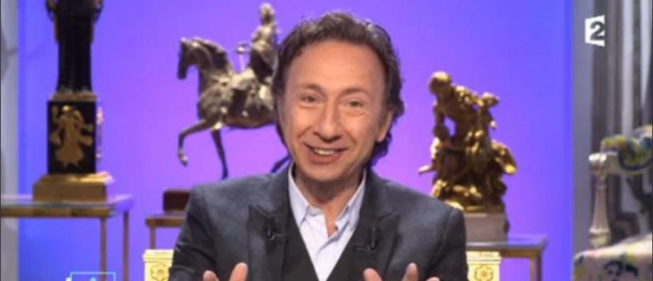 Stéphane Bern, à qui France 2 voulait imposer une émission sur la brocante, préfère renoncer à présenter une quotidienne