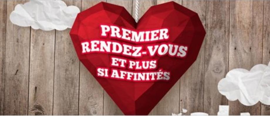 """TF1 lance une nouvelle émission quotidienne de dating """"Premier rendez-vous et plus si affinités"""" le lundi 12 juin à 17h"""