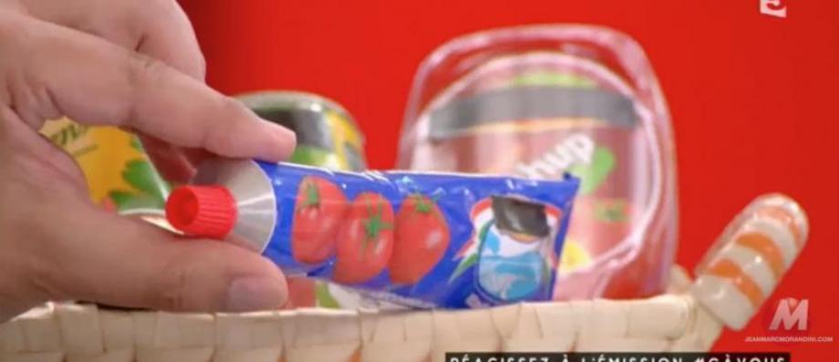 D'où viennent les tomates que l'on trouve en jus, en concentré ou dans notre ketchup ? Un journaliste a enquêté ! - Regardez